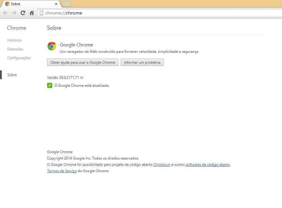 824443f28 Como verificar a versão do navegador que eu utilizo  – Atendimento Elo7