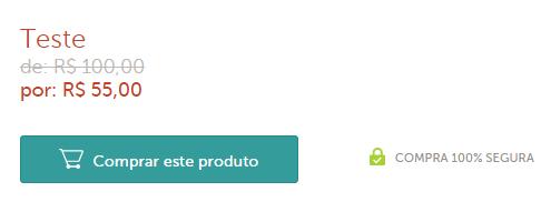 dba7a95039 Como inserir preço promocional em meus produtos  – Atendimento Elo7